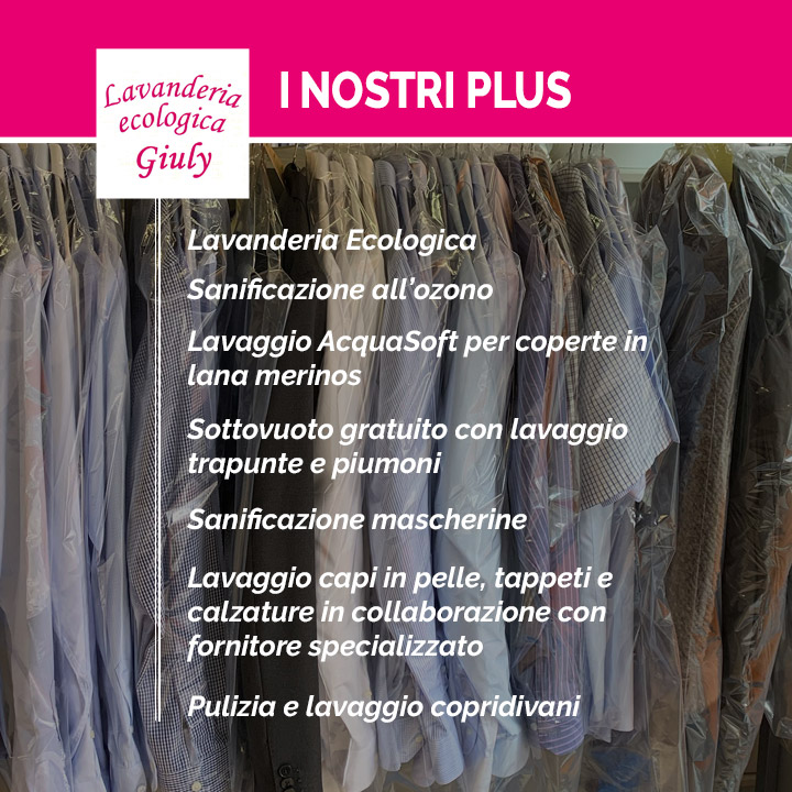 lavanderia giuly - plus